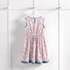 Maisie Chambray Trim Dress (4-10yrs)
