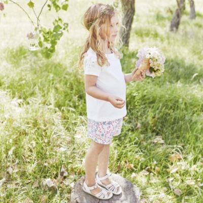 Maisie Floral Short (1-5yrs)
