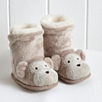 Marcelle Monkey Booties
