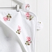 Matilda Floral Hooded Towel