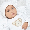 Marcelle The Monkey Sleepsuit and Hat Set