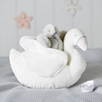Mummy Swan & Signet Soft Toy