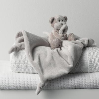 Marcelle Monkey Comforter