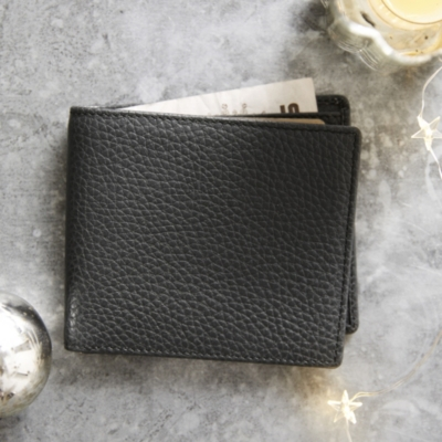 Mens Classic Leather Wallet