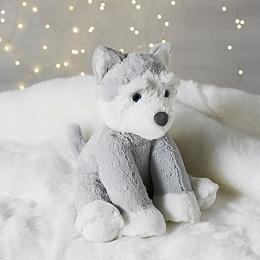 Happy Husky Medium Toy