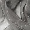 Silk Mini Floral Print Scarf