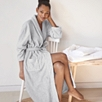 Shawl Collar Towelling Robe