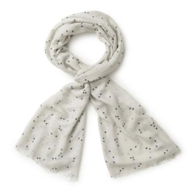 Mini Heart print scarf