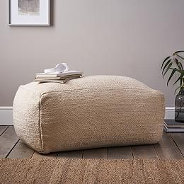 Marlow Large Pouffe