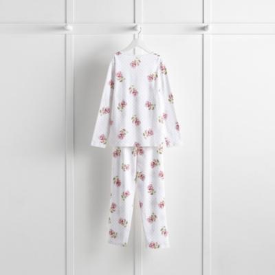 Matilda Floral Pajamas Snug Fit