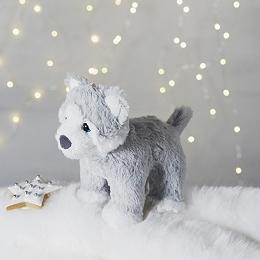 Happy Husky Mini Toy