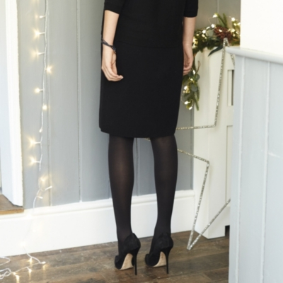 Merino Knitted Skirt