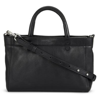 Leather Mini Tote Bag
