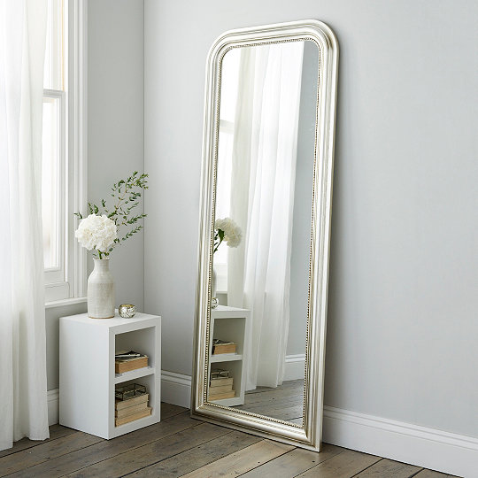 Madison Full Length Mirror Mirrors The White Company UK
