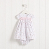 Mimi Floral Smocked Dress