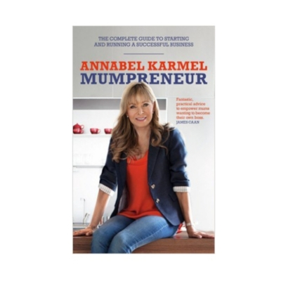 'Mumpreneur' Book By Annabel Karmel