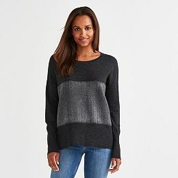 Merino Needle Punch Sweater