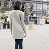 Milano Stitch Long Cardigan