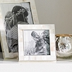 Mother of Pearl Picture Frame 3x3""