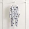 Moose Print Pajamas