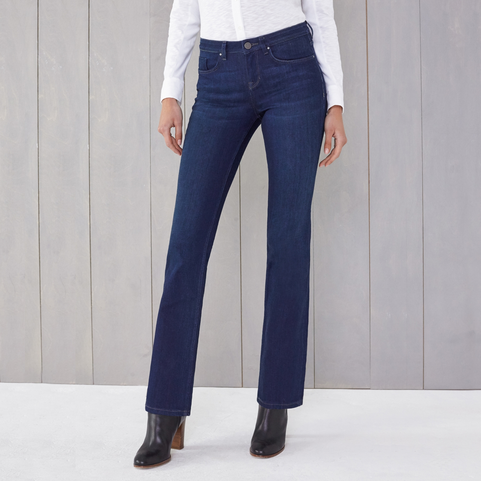 Jeans   Boyfriend & Skinny   The White Company UK