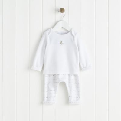 Marcelle Star Velour Pajama