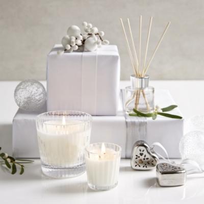 Mistletoe Candle
