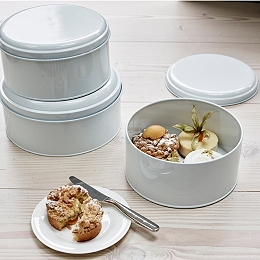 Cake Tins – Set of 2