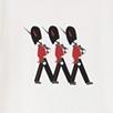Marching Soldier Raglan Jersey Pajamas