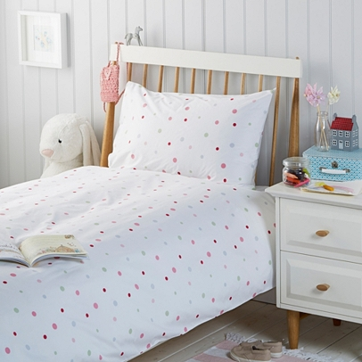 Multi Spot Bed Linen Little White Company Home The