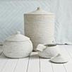 Alibaba Round Basket - Small