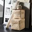 Soft Woven Baskets – Set of 2