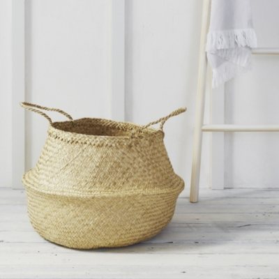 Soft Seagrass Basket