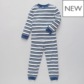 Stripe Jersey Boys' Pyjamas