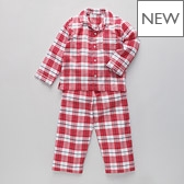 Thomas Check Flannel Pyjamas