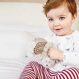 Night Flight Baby Pajamas