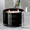 Noir Large Candle
