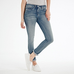 Skinny Jeans- Pale Denim