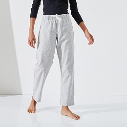 Night Sky Flannel Pajama Bottoms