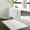 Large Nieve Bath Mat - White