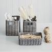 Woven Basket - Rectangular