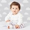 Nautical Pup Stripe Pajamas