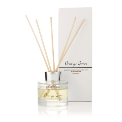 orange grove diffuser diffusers home fragrances candles u0026 fragrance the white company uk - Scent Diffuser