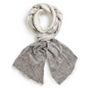 Ombre Lace Print Scarf