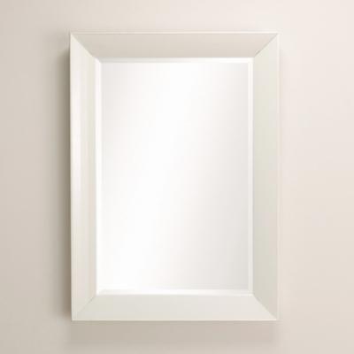 Carlton Glass Framed Wall Mirror | Carlton Collection | The White ...