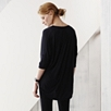 Oversized Placket T-Shirt