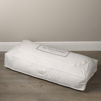 Cotton Under Bed Storage Bag