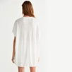Linen-Cotton Oversized Sweater