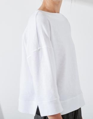 Oversized Sweat Top