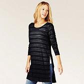 Open Side Linen Tunic